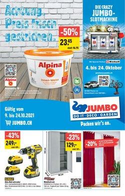 Angebote vonBaumärkte & Gartencenter im Jumbo Prospekt ( 8 Tage übrig)