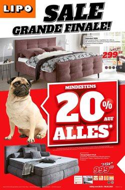 Angebote von Haus & Möbel im Lipo Prospekt in Bern ( Gestern veröffentlicht )