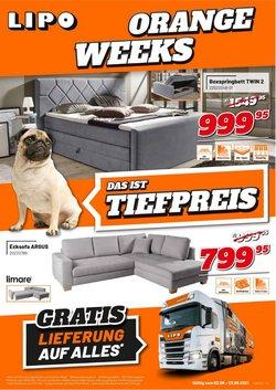 Angebote vonHaus & Möbel im Lipo Prospekt ( 18 Tage übrig)