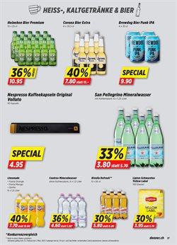 Angebote von Bier in Denner