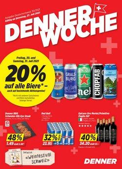 Angebote vonSupermärkte im Denner Prospekt ( 2 Tage übrig)
