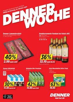 Angebote vonSupermärkte im Denner Prospekt ( Läuft morgen ab)