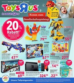 Angebote von Spielzeug & Baby im Toys R Us Prospekt in Zürich