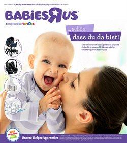 Angebote von Toys R Us im Basel Prospekt