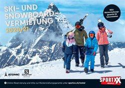 Angebote von Sport im SportXX Prospekt in Zürich ( Mehr als 30 Tage )