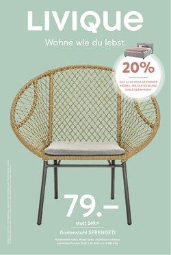 Angebote vonHaus & Möbel im Livique Prospekt ( 6 Tage übrig)