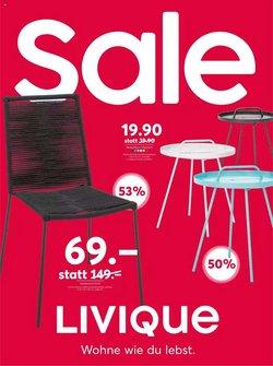 Angebote vonHaus & Möbel im Livique Prospekt ( 15 Tage übrig)