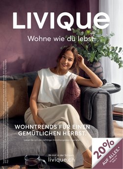 Livique Katalog ( 16 Tage übrig)