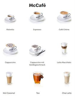 Angebote von Tee in McDonald's