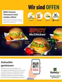 Angebote vonRestaurants im McDonald's Prospekt ( 9 Tage übrig)