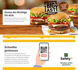Angebote vonRestaurants im McDonald's Prospekt ( Läuft heute ab)