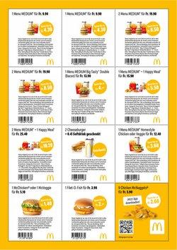 Angebote vonRestaurants im McDonald's Prospekt ( 14 Tage übrig)