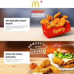 Angebote vonRestaurants im McDonald's Prospekt ( 20 Tage übrig)
