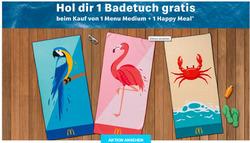 Angebote von McDonald's im Zürich Prospekt