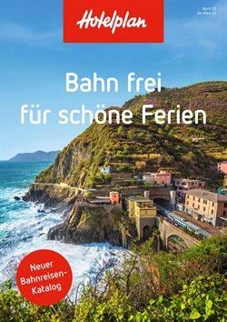 Angebote von Reisen & Freizeit im Hotelplan Prospekt in Sion ( Mehr als 30 Tage )