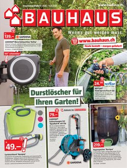 Angebote vonBaumärkte & Gartencenter im Bauhaus Prospekt ( 7 Tage übrig)