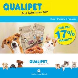 Angebote vonQualipet im Qualipet Prospekt ( Läuft heute ab)