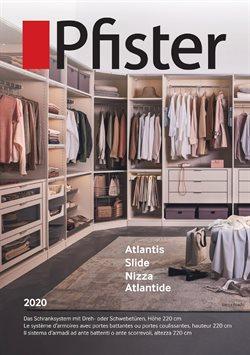 Pfister Katalog ( Mehr als 30 Tage )