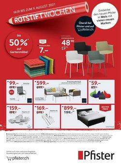 Angebote vonHaus & Möbel im Pfister Prospekt ( 15 Tage übrig)
