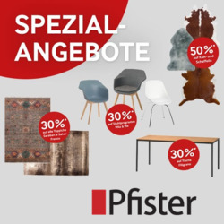 Pfister Coupon in Sion ( Läuft heute ab )
