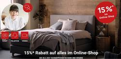 Pfister Coupon in Bern ( Gestern veröffentlicht )
