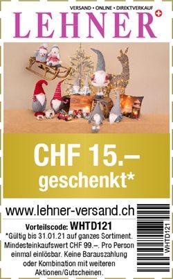Lehner Versand Katalog ( 4 Tage übrig )