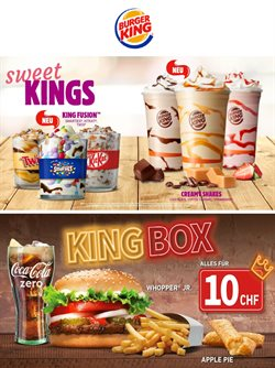 Burger King Katalog ( Läuft morgen ab )