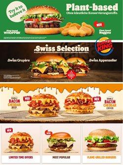Burger King Katalog ( Gestern veröffentlicht )