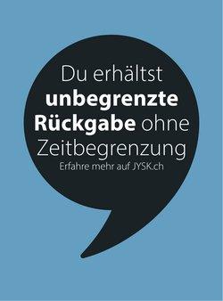 JYSK Katalog in Zürich ( Abgelaufen )