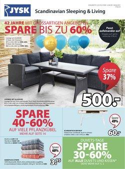 JYSK Katalog in Zürich ( Gestern veröffentlicht )