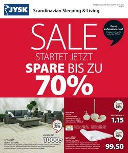 Angebote vonHaus & Möbel im JYSK Prospekt ( Gestern veröffentlicht)