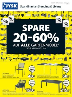 Angebote vonHaus & Möbel im JYSK Prospekt ( 7 Tage übrig)