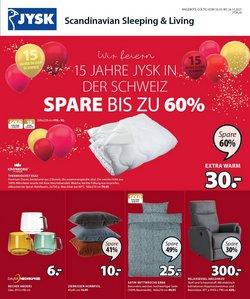 Angebote vonHaus & Möbel im JYSK Prospekt ( 3 Tage übrig)