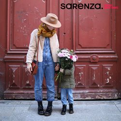 Sarenza Katalog ( Mehr als 30 Tage )