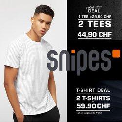 Angebote vonKleider, Schuhe & Accessoires im Snipes Prospekt ( Gestern veröffentlicht)