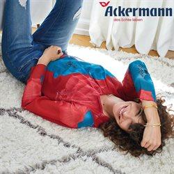 Angebote von Kaufhäuser im Ackermann Prospekt ( Mehr als 30 Tage )