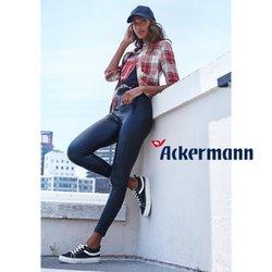 Angebote vonKaufhäuser im Ackermann Prospekt ( Läuft heute ab)