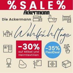 Angebote vonAckermann im Ackermann Prospekt ( Läuft heute ab)