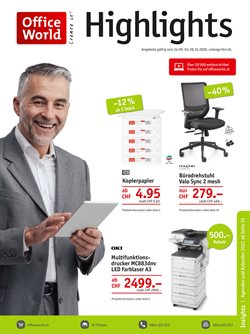 Office World Katalog ( Vor 3 Tagen )