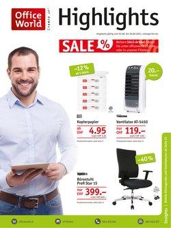 Angebote vonBücher & Bürobedarf im Office World Prospekt ( 15 Tage übrig)
