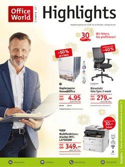 Angebote vonBücher & Bürobedarf im Office World Prospekt ( 3 Tage übrig)