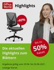 Office World Gutschein ( 20 Tage übrig )