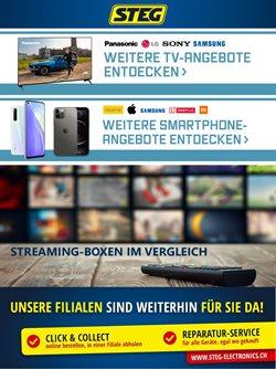 Angebote von Elektro & Computer im Steg Prospekt in Basel ( 2 Tage übrig )