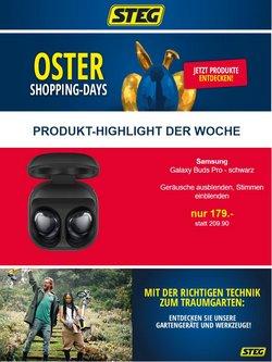 Angebote von Elektro & Computer im Steg Prospekt in Zürich ( Läuft morgen ab )