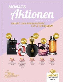 Import Parfumerie Katalog ( 13 Tage übrig )
