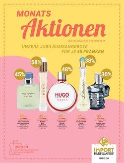 Angebote vonDrogerien & Schönheit im Import Parfumerie Prospekt ( 6 Tage übrig)