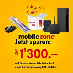 Mobilezone Katalog in Zürich ( Abgelaufen )