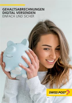 Angebote von Banken & Dienstleistungen im Die Post Prospekt in Basel ( 14 Tage übrig )