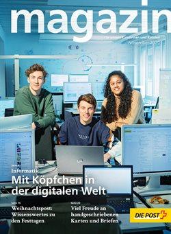 Angebote von Banken & Dienstleistungen im Die Post Prospekt in Bern ( 14 Tage übrig )