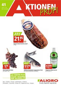 Angebote vonSupermärkte im Aligro Prospekt ( Läuft heute ab)